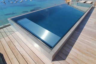 Piscines inox for Piscine inox